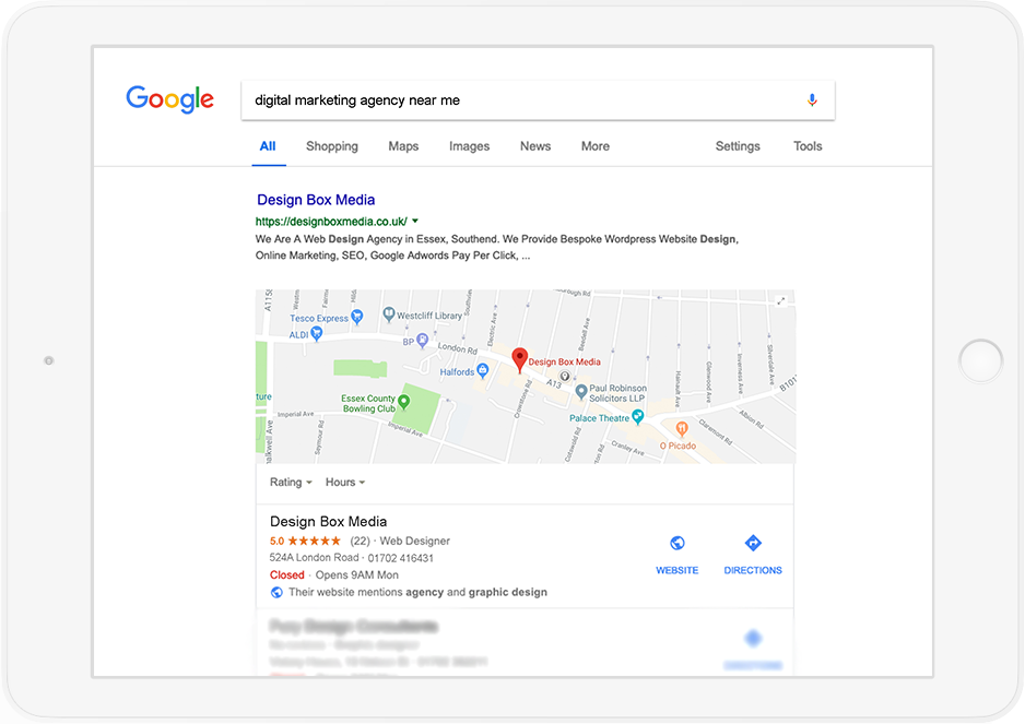 local seo services localised search optimisation services