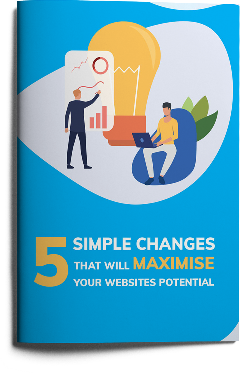 5 changes that maximise your website